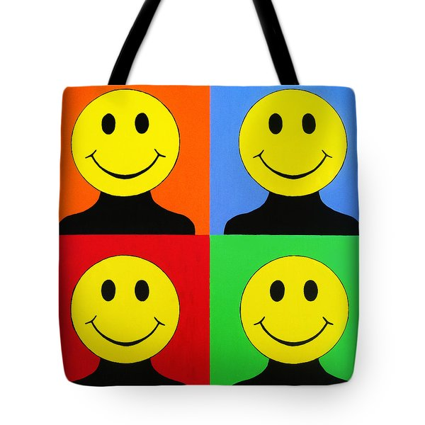 Andy Called It Acieed Tote Bag by Oliver Johnston