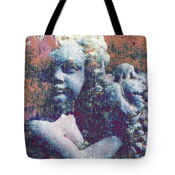 Angelina Tote Bag by Susanne Van Hulst