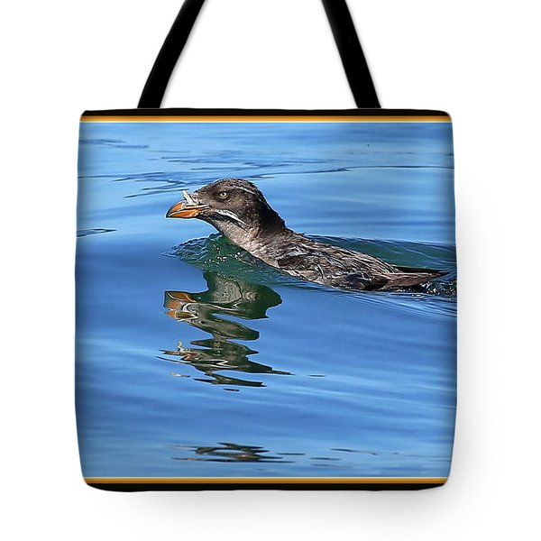 Angry Bird Tote Bag by BYETPhotography