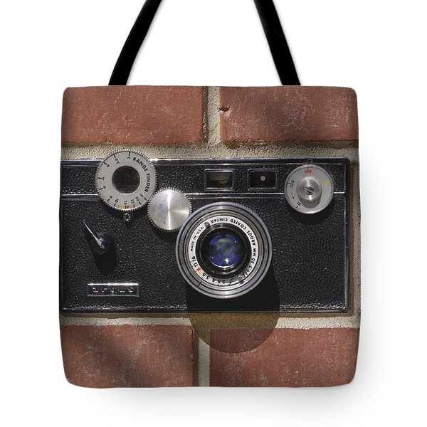 Another Brick Tote Bag by Mike McGlothlen