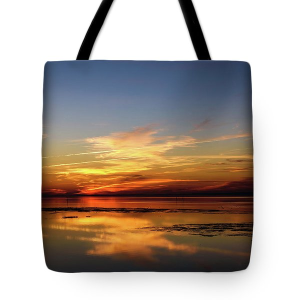Tote Bag featuring the photograph Another Day by Thierry Bouriat