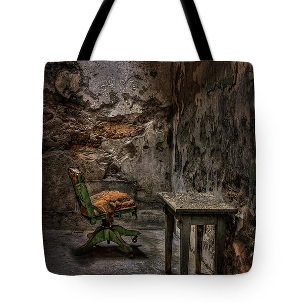 Another One Bites The Dust Tote Bag by Evelina Kremsdorf