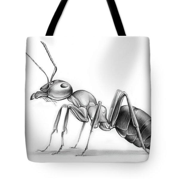 Ant Tote Bag by Greg Joens