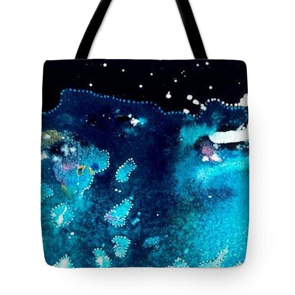 Antares Omega Tote Bag by Lee Pantas