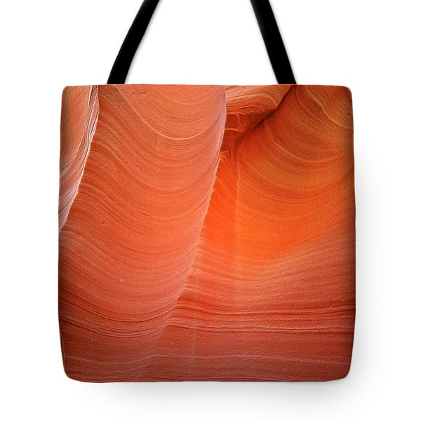 Antelope Canyon - A Dazzling Phenomenon Tote Bag by Christine Till