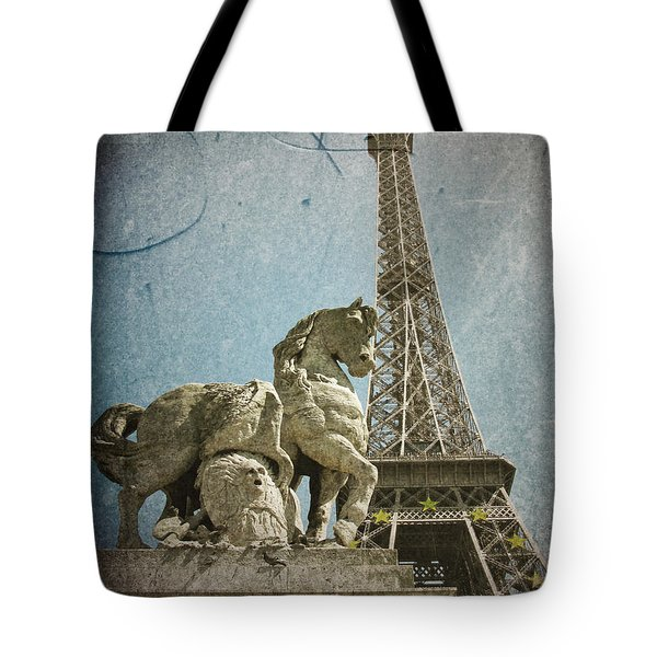 Antiquation Tote Bag by Andrew Paranavitana