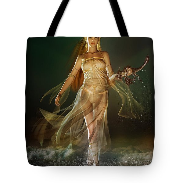 Aoife Tote Bag by Mary Hood