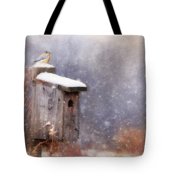 Apartment 25 Tote Bag by Lori Deiter