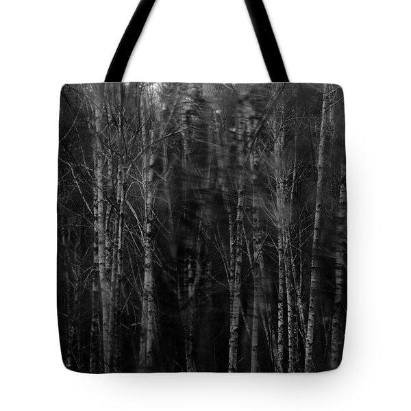 Apparition Tote Bag by Venetta Archer