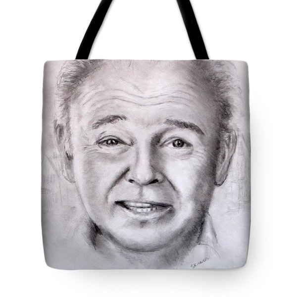 Archie Tote Bag by Jack Skinner
