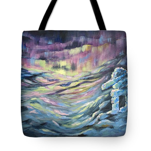 Arctic Experience Tote Bag by Joanne Smoley