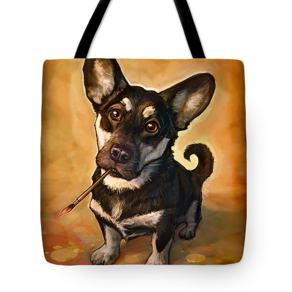 Arfist Tote Bag by Sean ODaniels