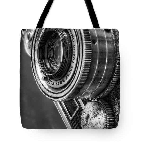 Argus C3 Tote Bag by Scott Norris