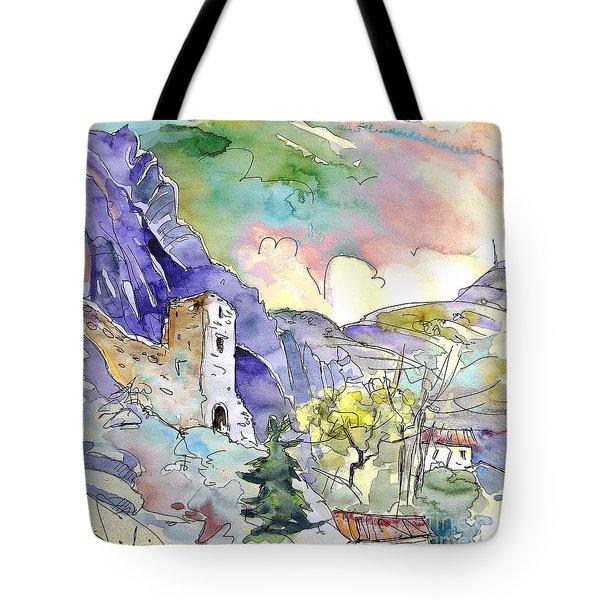 Arnedillo In La Rioja Spain 03 Tote Bag by Miki De Goodaboom