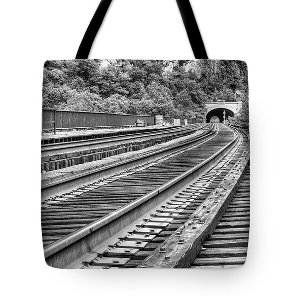 Around the Bend Tote Bag by JC Findley