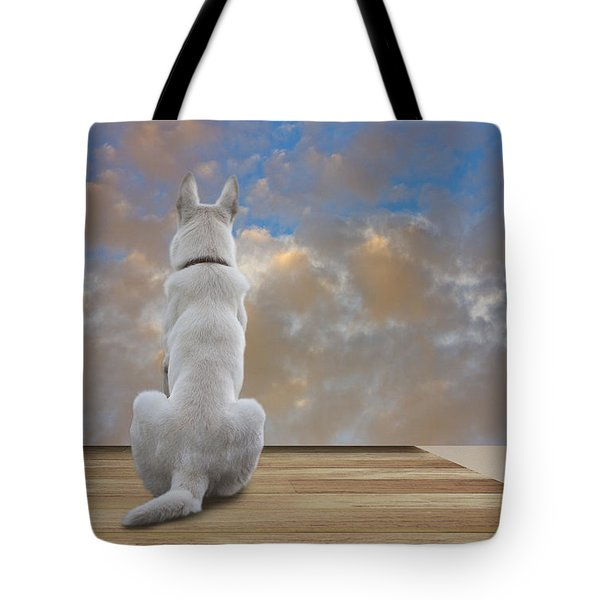 Art Appreciation Tote Bag by Ron Jones