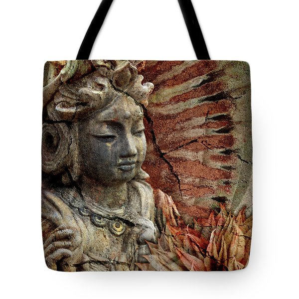 Art Of Memory Tote Bag by Christopher Beikmann