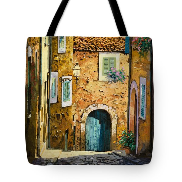 Arta-mallorca Tote Bag by Guido Borelli