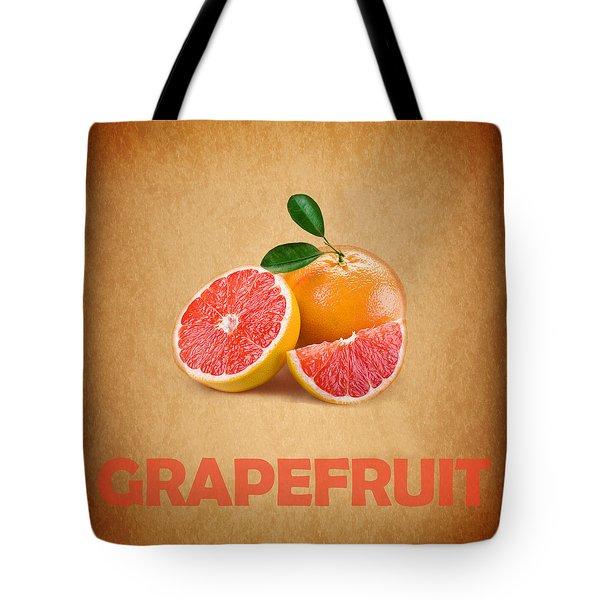 Grapefruit Tote Bag by Mark Rogan