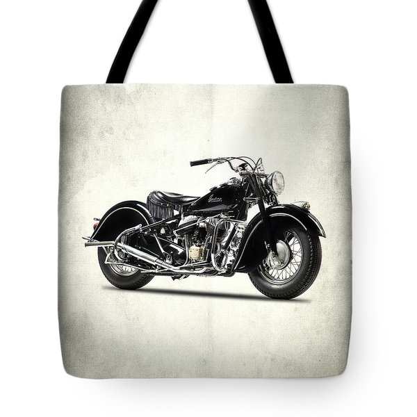The 1947 Chief Tote Bag by Mark Rogan