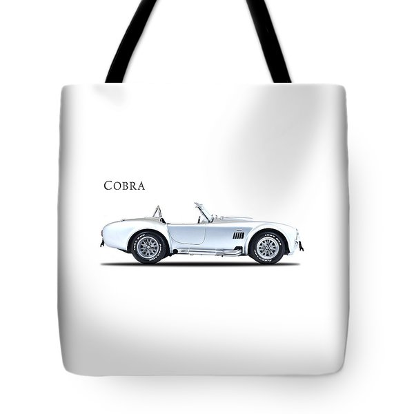 The Shelby Cobra Tote Bag by Mark Rogan