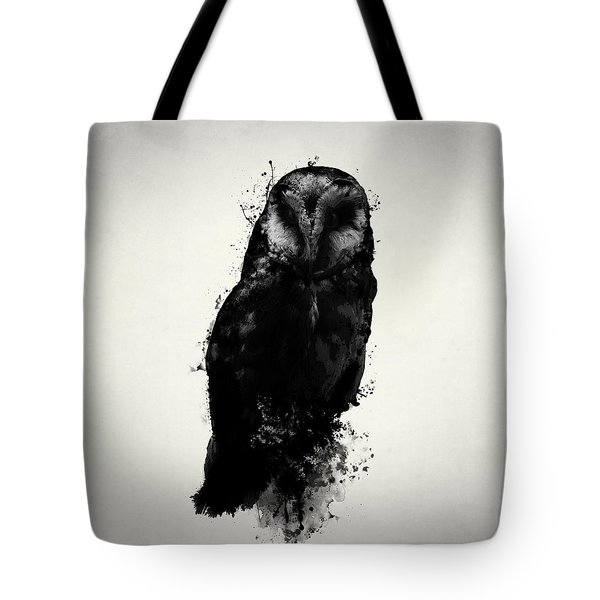 The Owl Tote Bag by Nicklas Gustafsson
