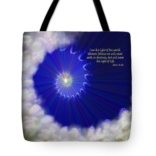 Stairway To Heaven Tote Bag by Methune Hively