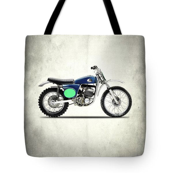 The 1969 Griffon Tote Bag by Mark Rogan