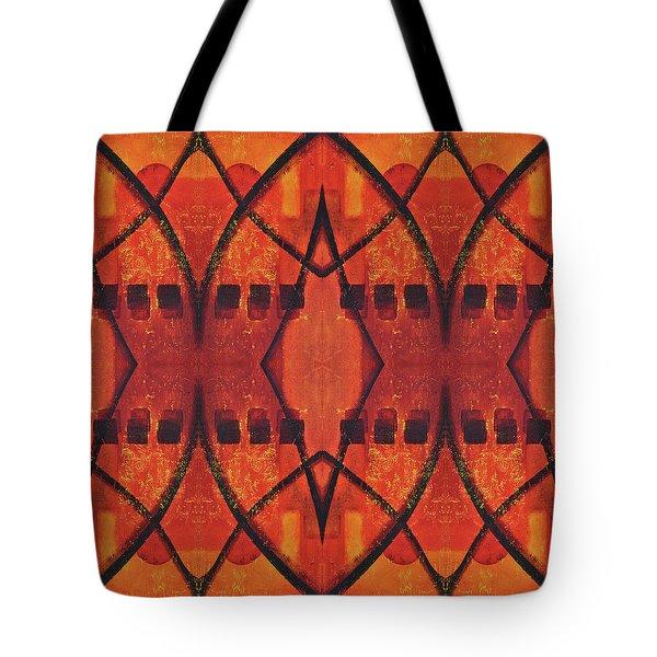 Dusk Tote Bag by Leana De Villiers
