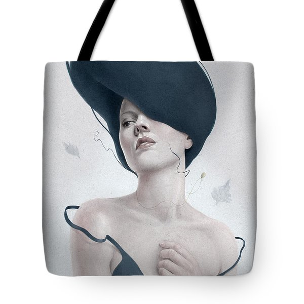 Ascension Tote Bag by Diego Fernandez
