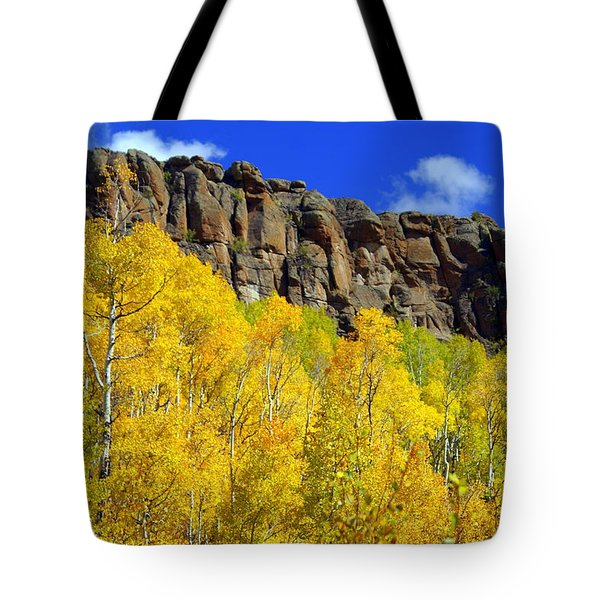 Aspen Glory Tote Bag by Marty Koch