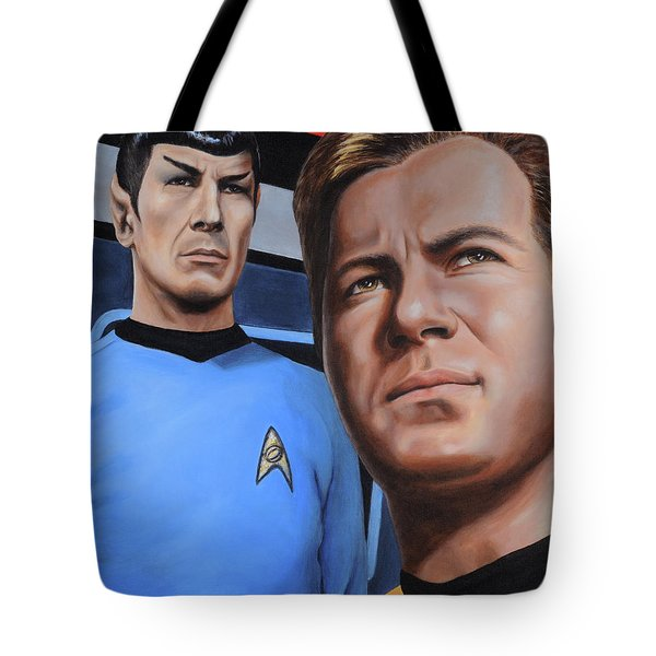 Assessing A Formidable Opponent Tote Bag by Kim Lockman