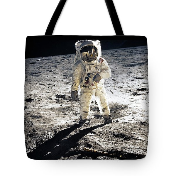 Astronaut Tote Bag by Photo Researchers