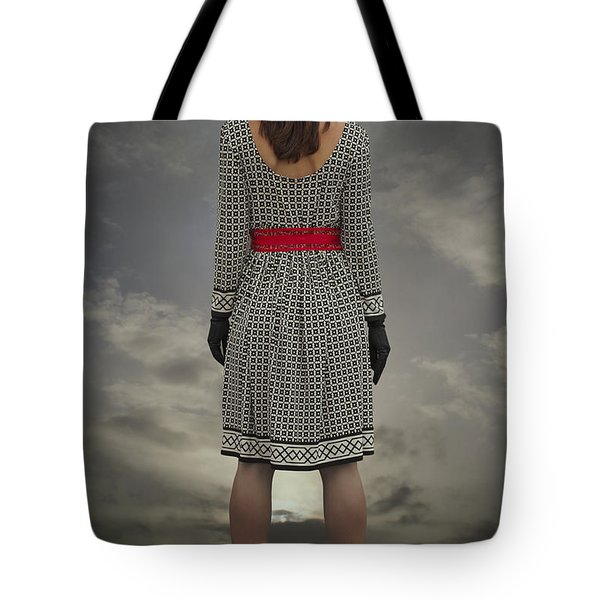 at the edge Tote Bag by Joana Kruse