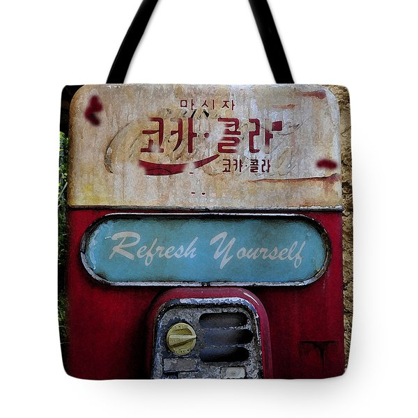 At The Ends Of The Earth Tote Bag by David Lee Thompson