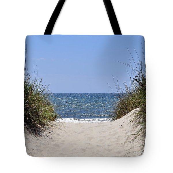 Atlantic Access Tote Bag by Al Powell Photography USA