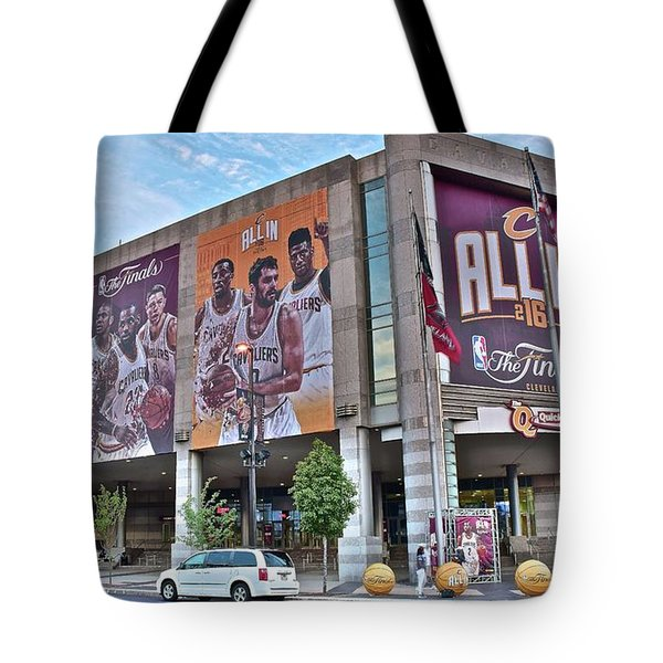 Home Team Champions Tote Bag by Frozen in Time Fine Art Photography