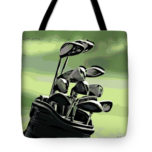 Awaiting Their Turn Tote Bag by George Pedro