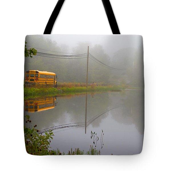 Back To School Tote Bag by Karol Livote