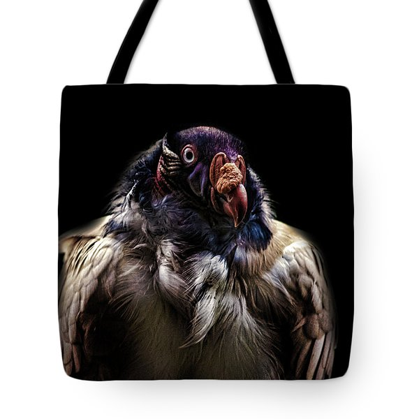 Bad Birdy Tote Bag by Martin Newman