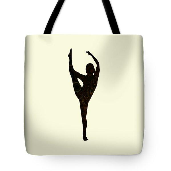 Balance Tote Bag by Anastasiya Malakhova