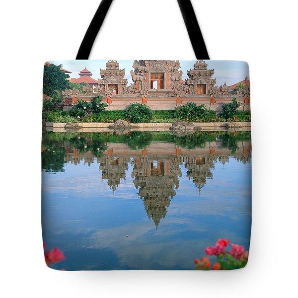 Bali, Nusa Dua Tote Bag by Rita Ariyoshi - Printscapes