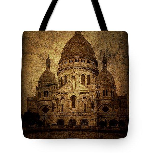 Basilica Tote Bag by Andrew Paranavitana