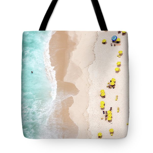 Be Unique Tote Bag by Diego Baravelli