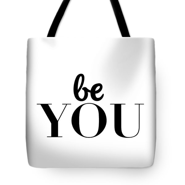 Be You Tote Bag by Emiliano Deificus