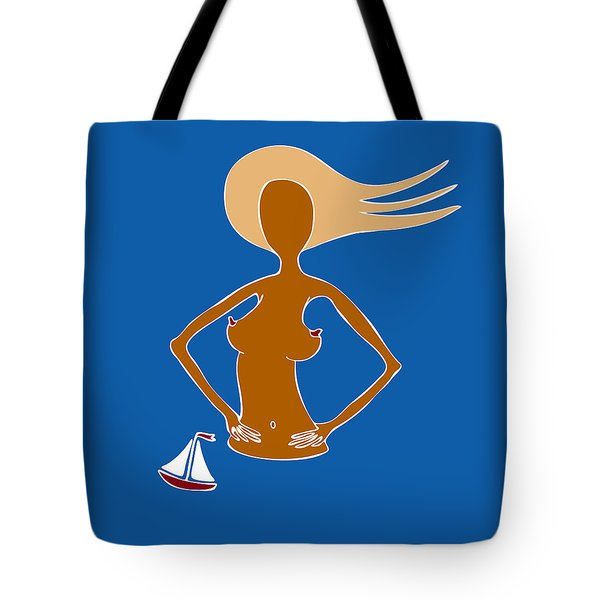 Beach Days Tote Bag by Frank Tschakert
