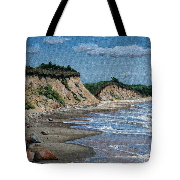 Beach Tote Bag by Paul Walsh