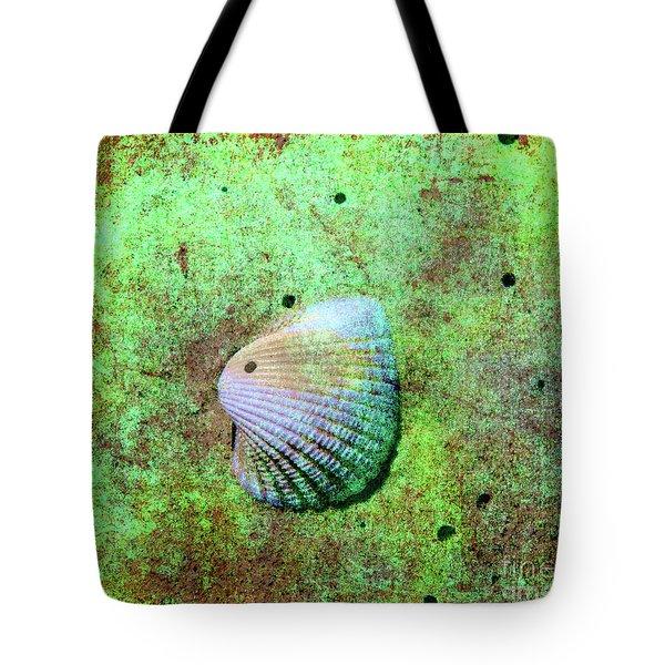 Beach Treasure Tote Bag by Susanne Van Hulst