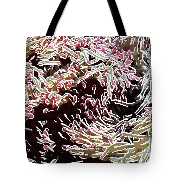 Beautiful Coral Reef  1 Tote Bag by Lanjee Chee