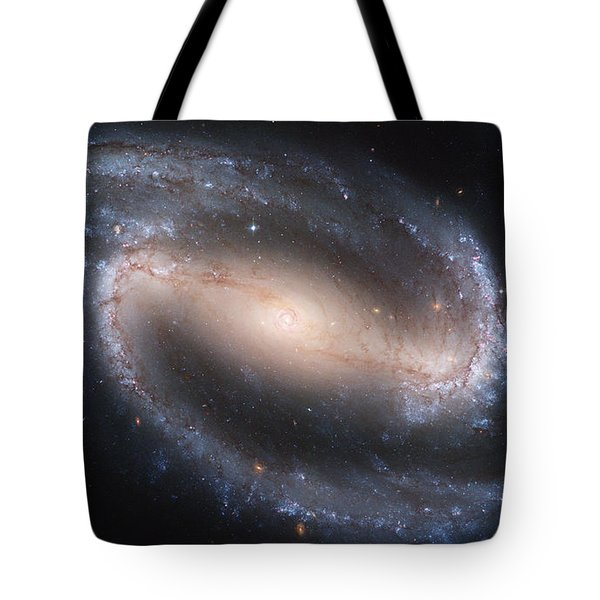 Beautiful Spiral Galaxy Tote Bag by Carl Deaville